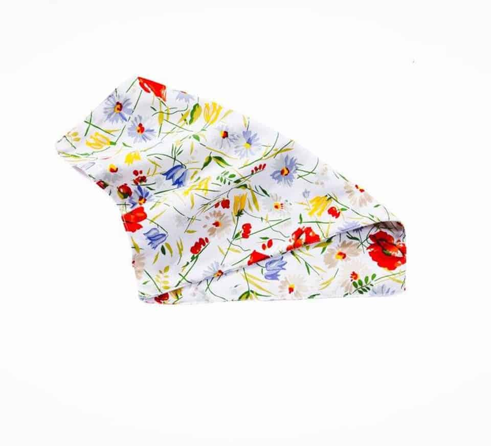 MULTI FLOWER DUCK 2 TABLE MAT