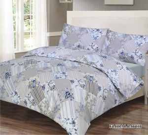 FLORIDA QUILT COVER SET