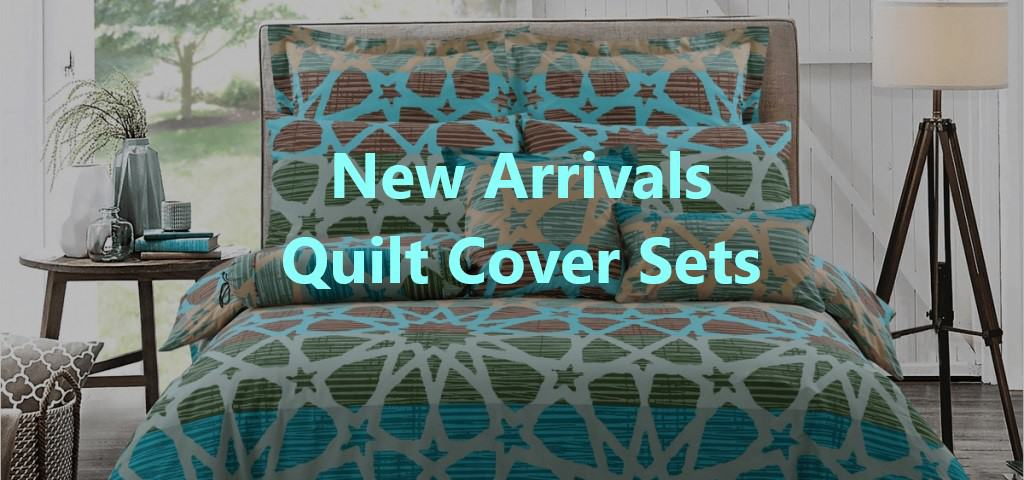 Exciting New Range Of Quilt Cover Sets At Amsons Design