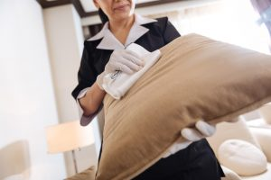 cleaning cushion covers
