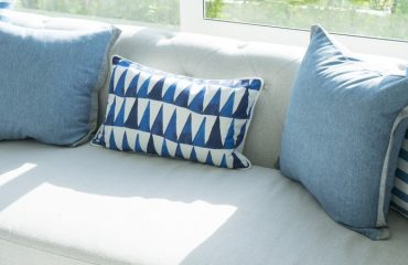 home decoration with cushion covers